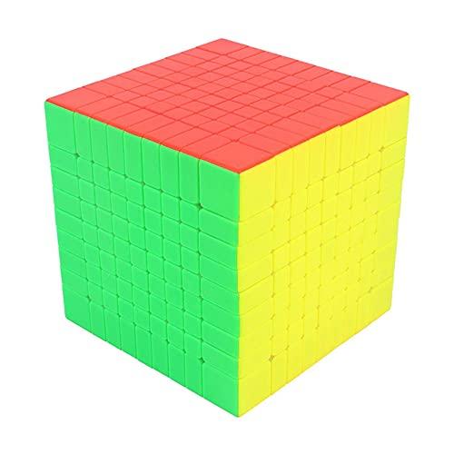 Speed Magic Cube Nine-Order Stickerless 9X9 Rompecabezas Juguetes Rompecabezas Juguete Educativo de descompresión para niños niñas niños