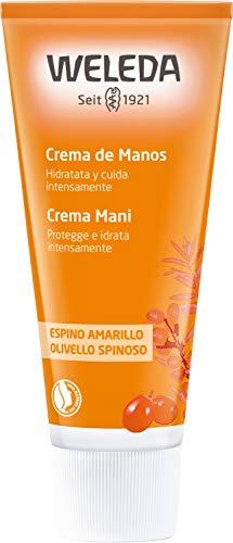 WELEDA Crema de Manos Hidratante de Espino Amarillo (1x 50 ml)