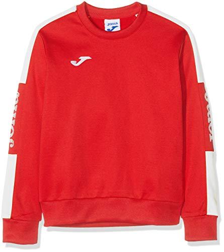 Joma Championship IV Sweater Homme, Rouge/Blanc, XXS