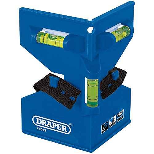DRAPER PLF starr Post Level, blau