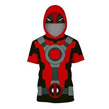 deadpool costume for boys