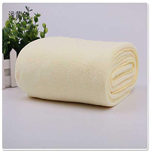 Xiaobing Toalla de baño de Secado rápido con Fibra extrafina Toalla de Vapor Suave de absorción gruesa-B83-80x180cm