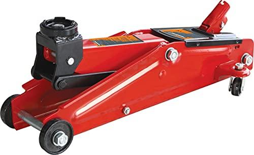 Primaster Rangierwagenheber 3 Tonnen 140 - 400 mm hydraulischer Wagenheber