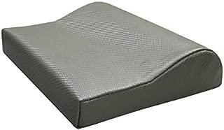 Large Contour Tanning Bed Pillow - Vinyl - Choose Black or Grey (Dark Grey)