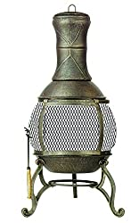 Chimineacharm Patio Heater With Style