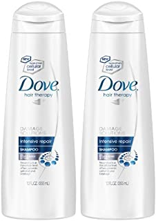 Dove Intensive Repair Damage Therapy Shampoo - 12 oz - 2 pk
