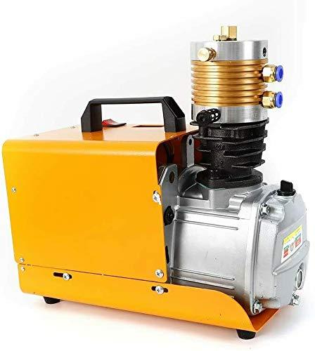 Bomba de aire de alta presión eléctrica PCP de 30 Mpa 4500 psi, bomba de compresor eléctrica de alta presión
