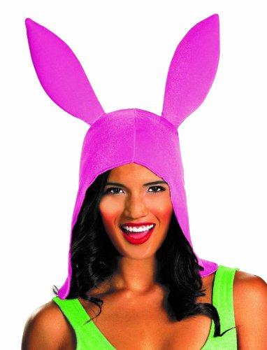 LOUISE BUNNY HAT Costume