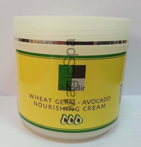 Dr. Kadir Wheat Germ - Avocado Nourishing Cream for Dry Skin 250 ml by Dr. Kadir