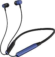 (Renewed) ZEBRONICS Zeb Evolve Wireless Bluetooth In Ear Neckband Earphone with Mic (Blue)