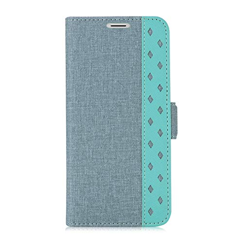 folio folding wallet case for galaxy s9