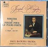Haydn : Sonate & pièces pour le pianoforte IV [Import anglais]
