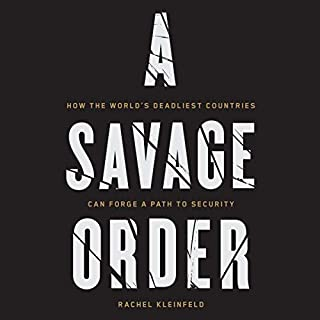 A Savage Order cover art