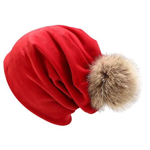 LSAltd Mode Frauen Winter Daunen Kopfbedeckung Einfarbig Pile Cap Beiläufige Ohrenschützer