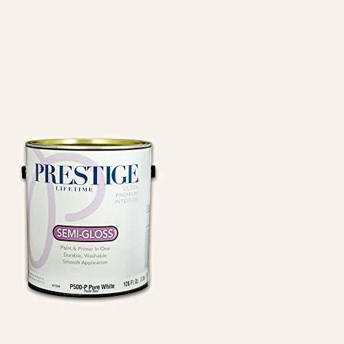 Prestige Interior Paint and Primer in One, 1-Gallon, Semi-Gloss, Enchanted