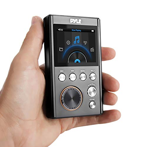Pyle Digital MP3 Player - PDAP18BK.5