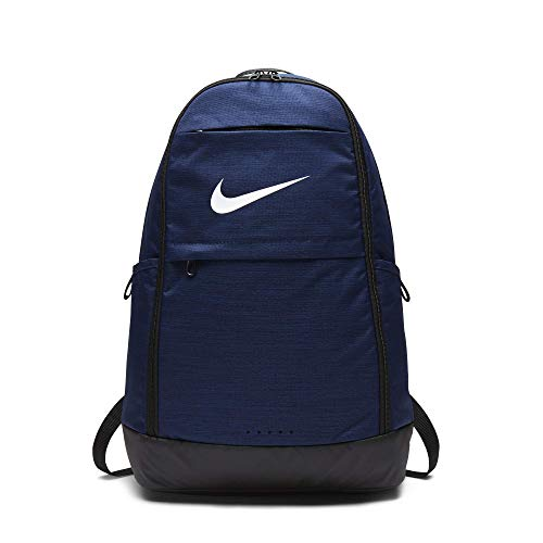 Nike 25 Ltrs Midnight Navy/Black/White Casual Backpack (BA5892-410)