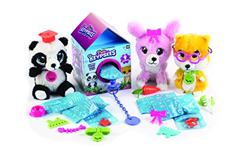 Joy Toy 25700 Keypsees Plüsch mit Häuschen, bunt