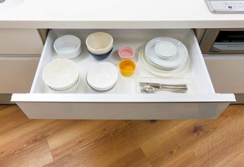 東和産業『CW食器棚クロス45cm幅』