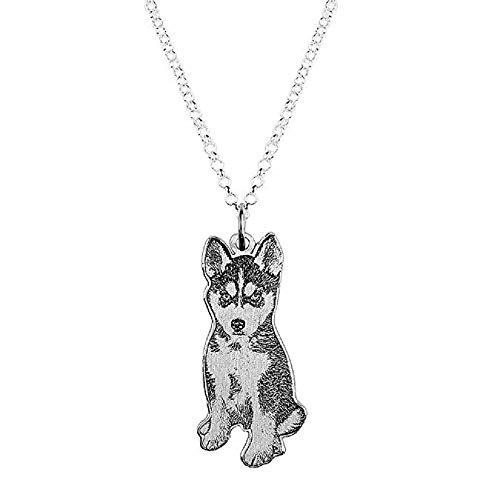 Collar personalizado de imagen para mascotas / gatos / perros Joyería Collar de fotos personalizado...