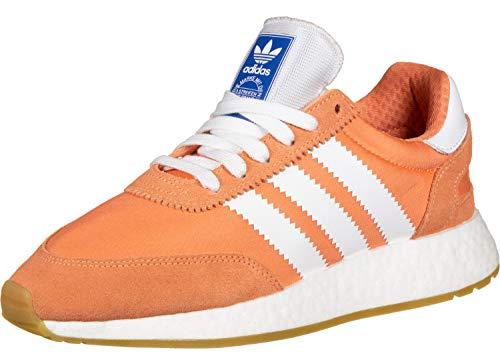 adidas Damen I-5923 W Sneaker, Rot Semi Coral FTWR White Gum 3 10013534, 39 1/3 EU