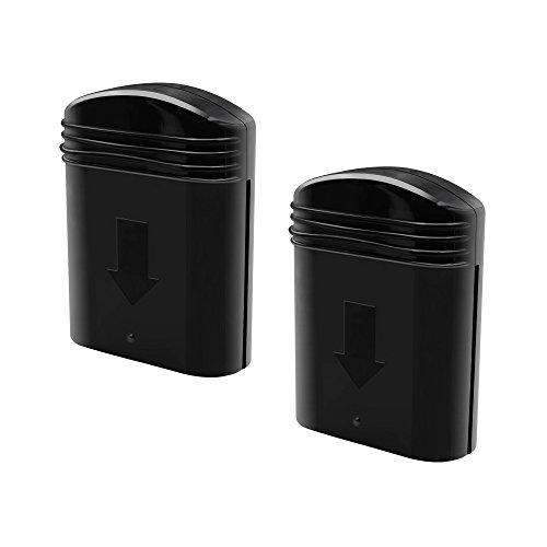 Bonadget 60776 3000mAh Replacement Battery compatiable with Eureka 96 Series Battery and Eureka 68112 39150 25-0010-02 6V Vacuum(2 Pack)