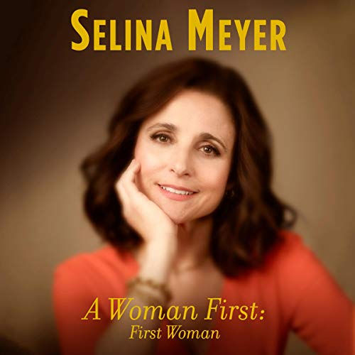 A Woman First: First Woman audiobook cover art