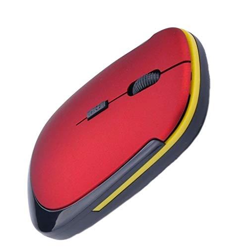 Morza Mini 2.4GHz Cordless Mouse 1600dpi Registrabile del PC Notebook Mouse Ottico Senza Fili di Lavoro