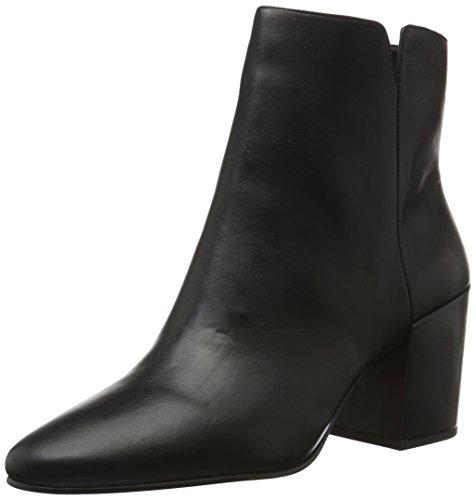 ALDO Damen Sully Kurzschaft Stiefel, Schwarz (Black Leather / 97), 38.5 EU