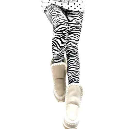 Amour-Women Blanco y Negro Zebra (o) de Tigre Blanco diseño de impres
