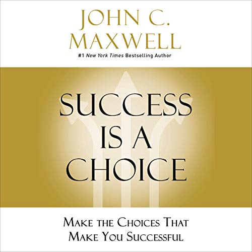 Success Is a Choice  By  cover art