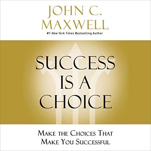 『Success Is a Choice』のカバーアート