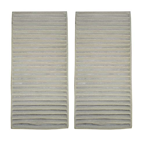 GKI - Premium Quality Cabin Air Filter For 2019 Jeep Wrangler (Note: Media: Particulate, Particulate, Right Hand Drive)