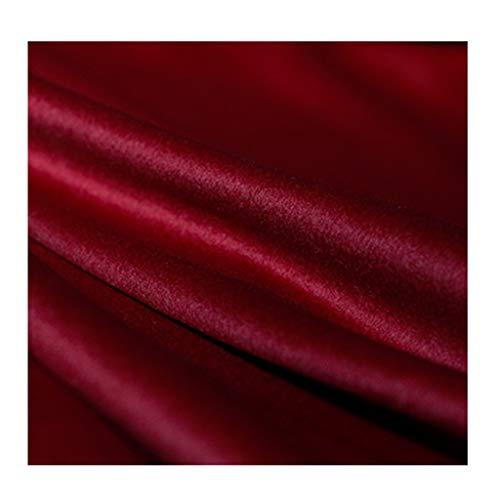 Baumwollstoff Meterware Stoff Stoff Einfarbig Reine Farbe Kaschmir Wolle Stoff Herbst Und Winter Mantel Mantel Stoff 150 cm Breit NIU