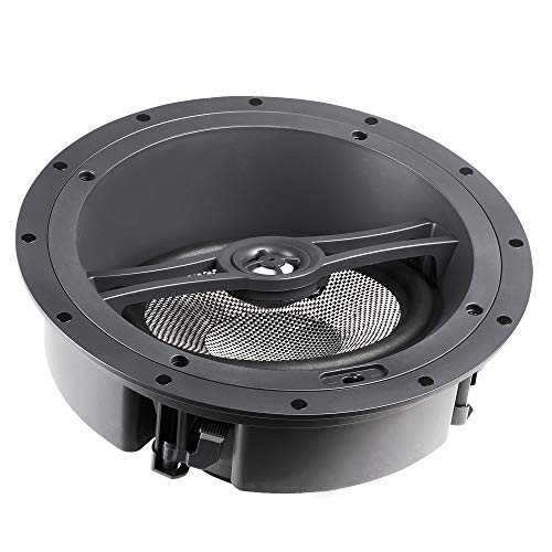 """OSD Angled 6.5"""", 8"""" Home Surround Sound Trimless or Trim Ceiling Speakers (8"""", ACE870)"""