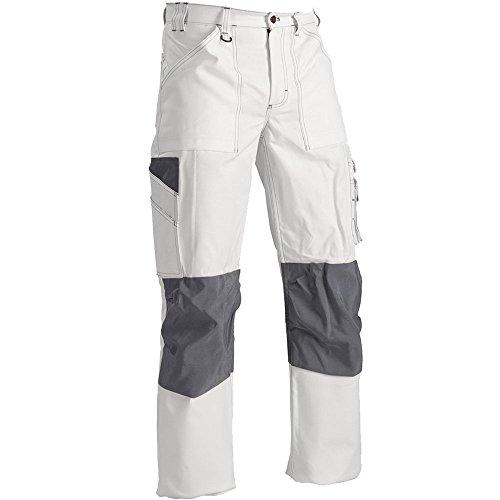 Blåkläder Workwear 1091 Pantaloni da lavoro per imbianchino, bianco, 67-10911210-1000, bianco, 67-10911210-1000-D30