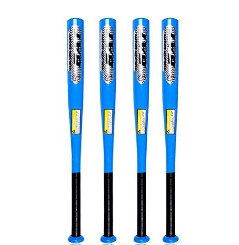 haoyishang 121/25/28/30/81,3cm Stahl Legierung Baseballschläger, blau