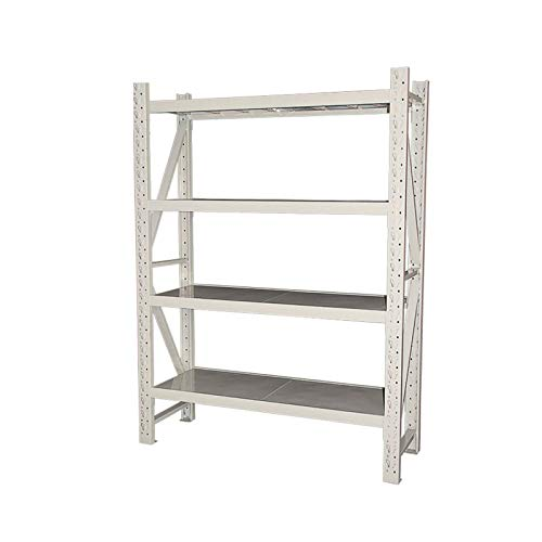 LWH storage shelf - Storage 5 Tier Mobile Shelving,Heavy Duty Storage Shelving Unit for Kitchen Bathroom Laundry Narrow Places, Plastic & Stainless Steel