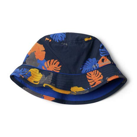 Columbia Pine Mountain Bucket Cap, Collegiate Navy, Large-X-Large