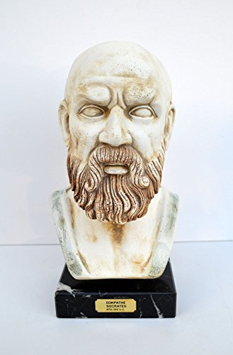 Estia Creations Griego Antiguo filósofo Sócrates