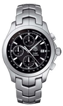 TAG Heuer Men's CJF2110.BA0576 Automatic Link Watch