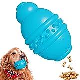 Hundespielzeug, NINECY Kauspielzeug Unzerstörbar für Aggressive Kauer, Kauen/Jagen/Apportieren/Zahnreinigen/Leckage Lebensmittel, Naturkautschuk Interaktives Spielzeug für Mittelgroß&Große Hunde
