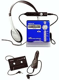 Sony MZ-N707 Net MD Walkman Player/Recorder (Blue)