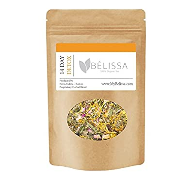 Belissa Detox Tea 14-days from Novoandina