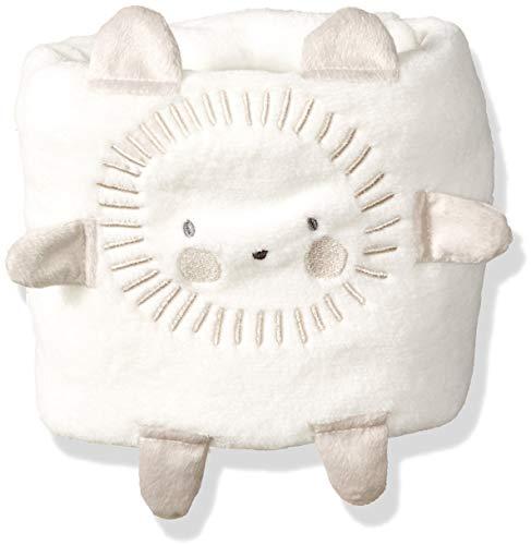 Rene Rofe Baby Baby Newborn Unisex Roll Up Plush Blanket, Neutral, One Size