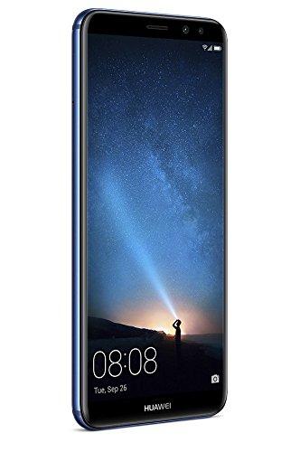 Huawei Mate 10 Lite Smartphone, 64 GB, Aurora Blu