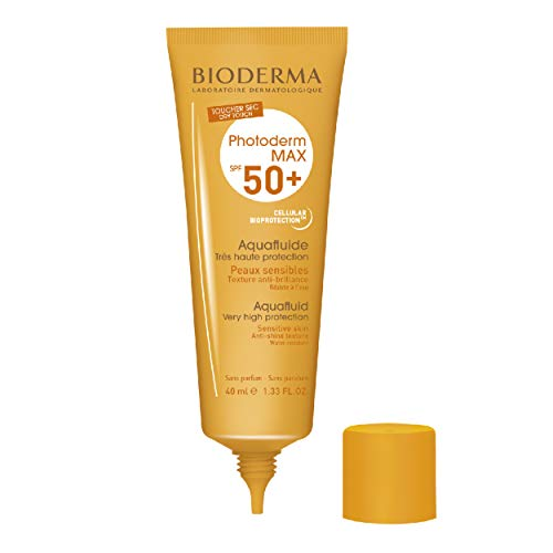 PHOTODERM MAX 50+ AQUAFLUIDO DORADO 40ML