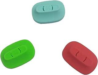 M_Cherish Raised Mouthpiece Accessories Parts 3 Pieces 3 Colors for Pax2 Pax3