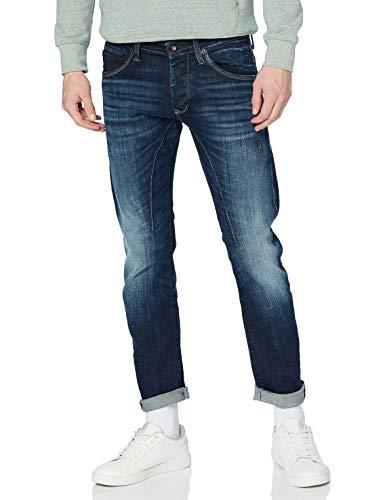JACK & JONES Herren JJIGLENN JJKOBE JJ 362 LTN Jeans, Blue Denim, 31/32