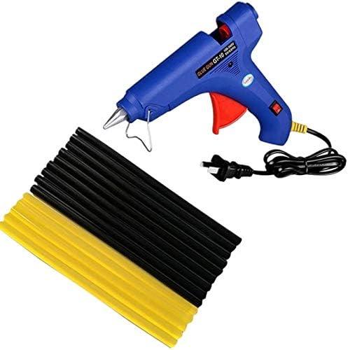 Manual Hot Melt Glue Gun Branded goods Bargain with 10 Stick Viscosity Strong Pcs
